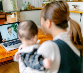 La téléconsultation : un service disponible toute l'année